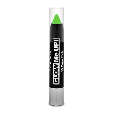 Stick Néon UV green 3.5g PAINTGLOW