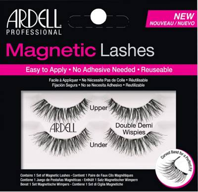 Faux cils magnétique double demi wispies ARDELL