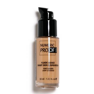 Fluide visage FV35 soft caramel  30ml  NUMERIC PROOF