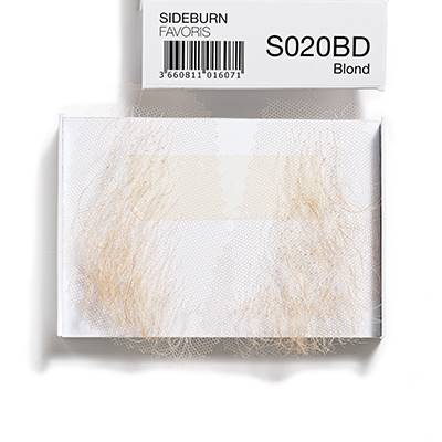 Sideburn S20 blond NUMERIC PROOF