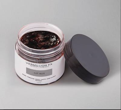Clot paste 50ml VERMILLION