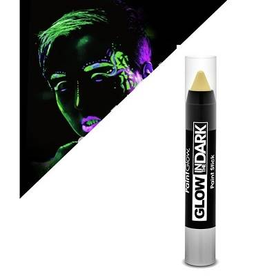 Stick glow in the dark invisible 3.5g PAINTGLOW