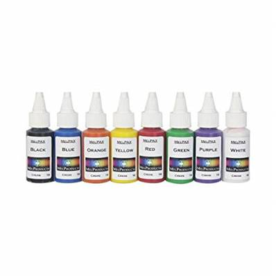 Pax primary colors black 30ml MEL PRODUCTS