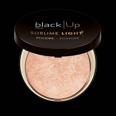 Poudre highligther compacte N°1 6gr BLACK UP