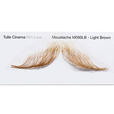 Moustache M060 light brown NUMERIC PROOF