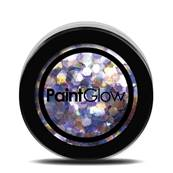 Paillettes  Holographique N°08 UV dust til dawn 13ml PAINTGLOW