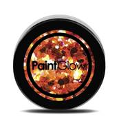 Paillettes  Holographique N°04 UV summer dreams 13ml PAINTGLOW
