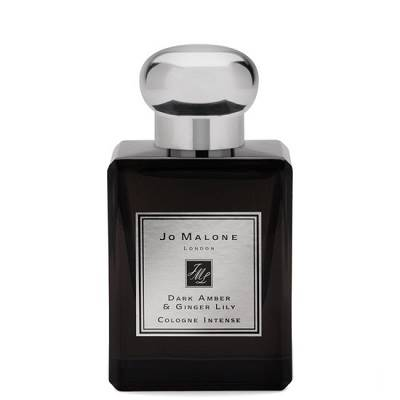 Cologne intense dark amber & ginger lily 50ml JO MALONE