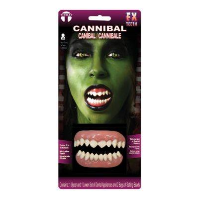 Dentier FX cannibale TINSLEY